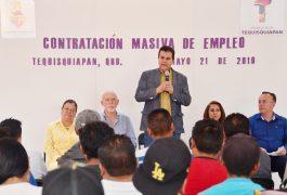 La industria en Tequisquiapan se suma a la generación de empleos, impacto y derrama económica, como son el turismo y la construcción en el Municipio, alcalde Antonio Mejía