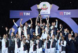 Festeja Juventus el campeonato
