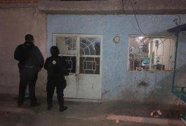 Elementos de la PID catearon dos domicilios, denunciados por ciudadanos