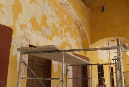 La SDUOP determinó las áreas y los espacios que formarían parte de la rehabilitación