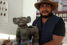 SJR 200519 indigenas 01 Mario Uribe Barrón representante cultural, guardián de usos y costumbres indígenas del estado de Querétaro