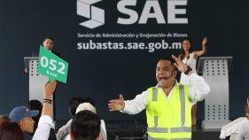México subasta inmuebles incautados a narcotráfico