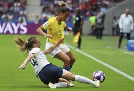 Francia eliminó a Brasil en Mundial Femenil