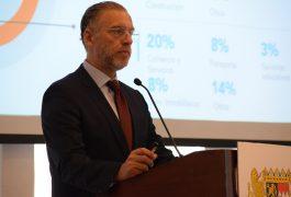 Marco Antonio del Prete Tercero, titular de la Secretaría de Desarrollo Sustentable (Sedesu).