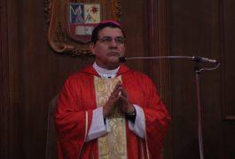 El Obispo ofició misa en la Catedral