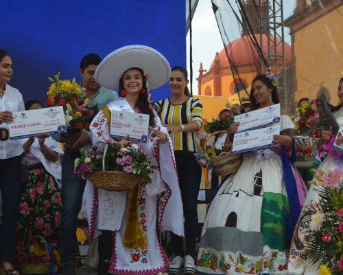 """Celebran """"La Flor Más Bella del Campo 2019"""""""