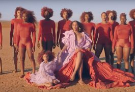 """Beyoncé y su hija protagonizan video de """"Spirit"""", tema de"""