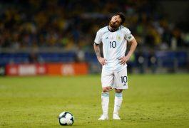Brasil Humilló a Messi y Compañía