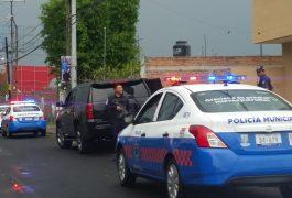 Policías alcoholizados realizan detonaciones