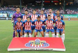 Chivas perdió en penales con Atlético de Madrid