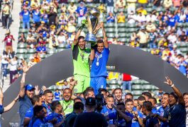 Cruz Azul ganó la Supercopa MX