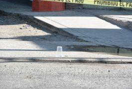 Detonaciones en La Sierrita
