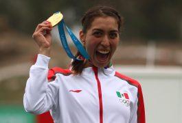 De voluntaria a medallista panamericana