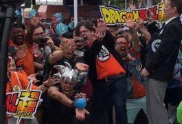 """Fans de Dragon Ball rompen Récord Guinness con """"kamehameha"""""""