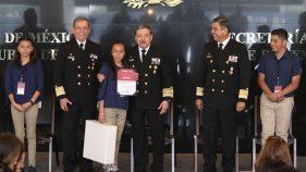 Semar premia a los ganadores de El Niño y la Mar