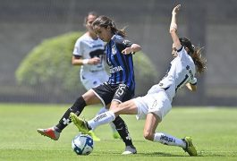 Gallitas ganó a Pumas y sigue invictas