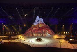 Hermosa inauguración de Panamericanos