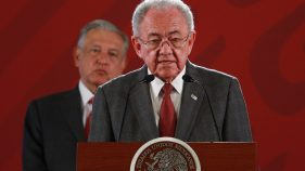 Grupo México deberá responsabilizarse por derrame de ácido: JJE