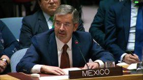 México, a favor de cooperación internacional por migración