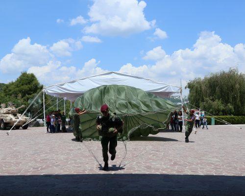 Paracaidismo en el Bicentenario