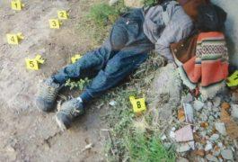 Dos hombres sin vida fueron localizados en San Francisco, San Juan del Río