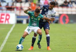 León le pegó a su hermano Pachuca