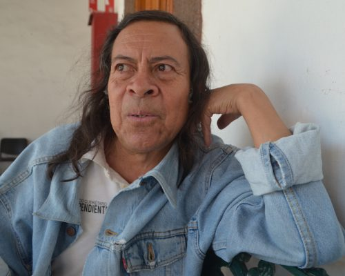 Mi campaña la hice con 10 mil pesos: Juan Rock