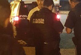 Salan a asaltante de taxis de ser linchado