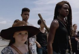 """The walking dead"" ESTRENA el primer trailer de su nueva temporada"