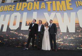 Tarantino exigió a Sony los derechos comerciales de su nueva película