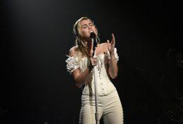 Miley Cyrus cancela participación en Woodstock 50