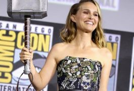 Natalie Portman Será la siguiente Thor