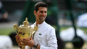 Campeón Djokivic en Wimbledon