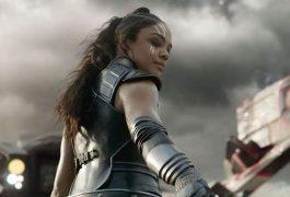 Tessa Thompson: defiende a la mujer en el Universo Marvel