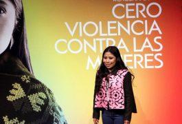 A Yalitza Aparicio le gustaría tener hijos que respeten a las mujeres