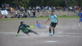 10 clasificados en el Torneo Interbarrios San Francisquito