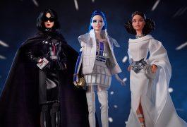 Barbie viaja a una galaxia muy lejana