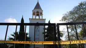 Muere apuñalado sacerdote al interior de su parroquia en Matamoros
