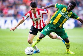 Ganó el PSV, pero salió lesionado Hirving