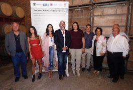 Inauguran en Freixenet obra de Gerardo Pedraza