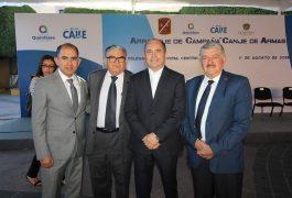 """Confía CMIC en """"recuperar terreno"""" con adelanto en licitaciones federales"""