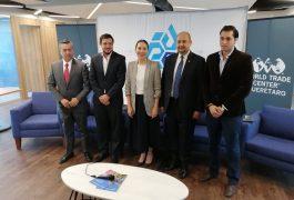Firma Coparmex y WTC acuerdo para fomento comercial