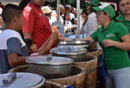 Arranca el Festival de la Nieve y Barbacoa