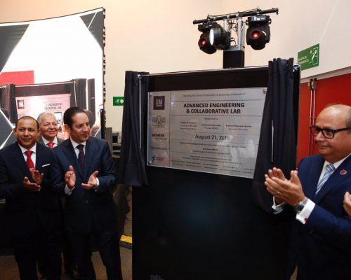 Inauguran Laboratorio de Ingeniería Avanzada de Arkansas