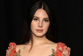Lana del Rey lanza canción de la película de Guillermo del Toro