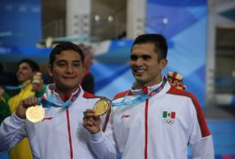 Llegó México a 17 medallas