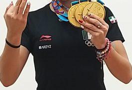 México suma 7 medallas de oro en un día en Juegos Panamericanos
