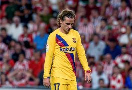 Primer revés del Barcelona en España