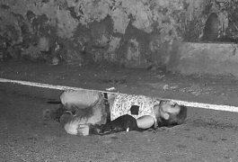 Ejecutado en la Palmillas-Toluca