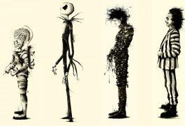 Tim Burton un director Multifacético